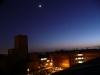 Congiuntura del 3.12.2008: Luna - Venere - Giove